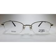 信頼の老舗ブランド増永眼鏡 francesco smalto ST-6359 #1 G-White